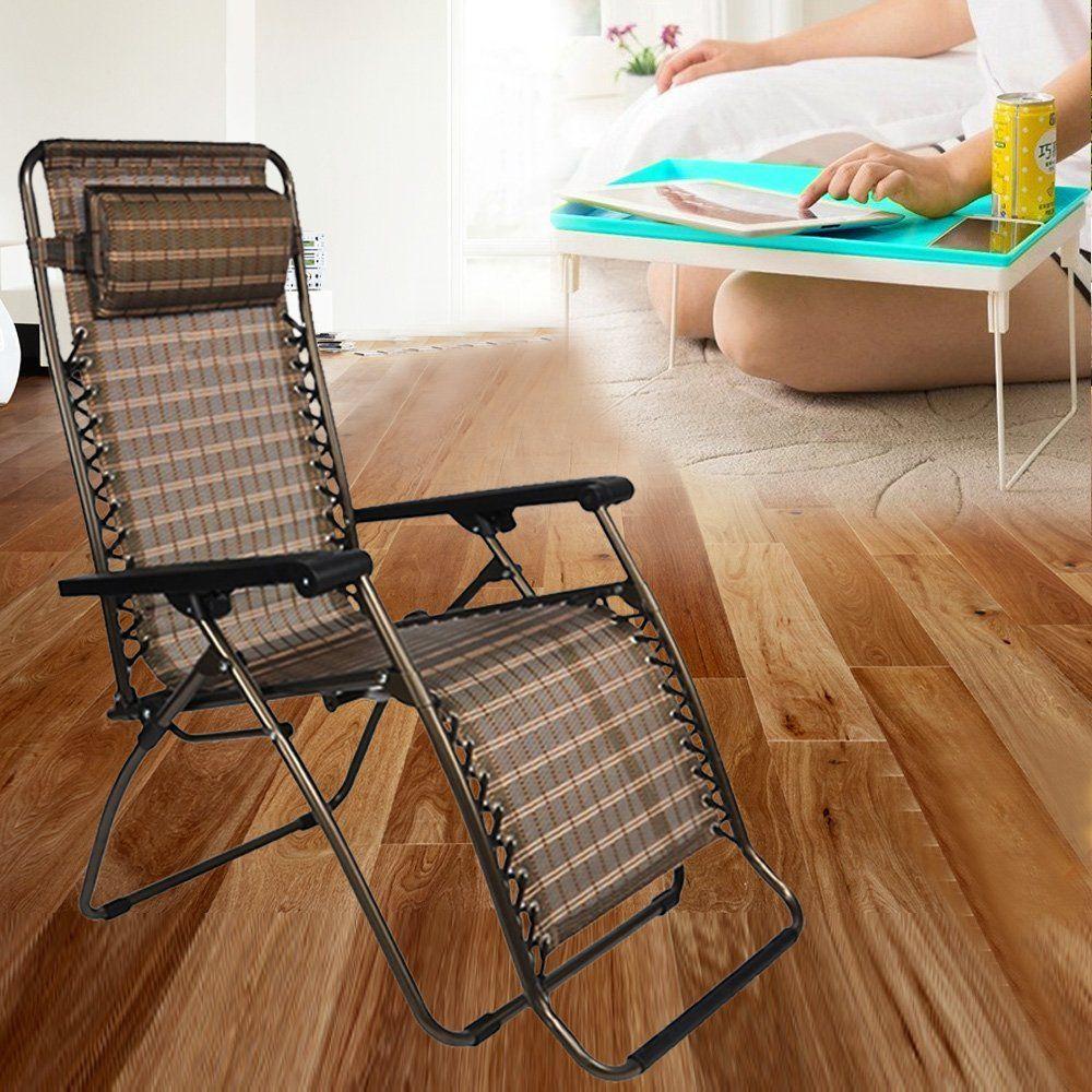 Folding Zero Gravity Relax Chair Relaxing Chair Zero Gravity Chair Outdoor Zero Gravity Chair