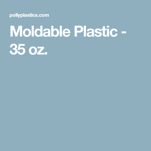 Moldable Plastic - 35 oz. | Wire working | Pinterest | Moldable plastic