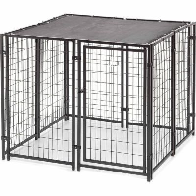 Fencemaster Kennel System Cottageview Dog Kennel Dog Kennel Dog Kennel Outdoor Indoor Dog Kennel