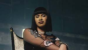 Bodak Yellow, brand new Official music video performed by Cardi B; genre  Hip Hop