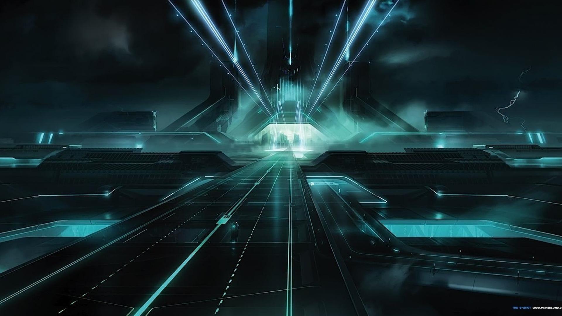 Tron Legacy Concept Art Artwork 1920x1080 17160 Jpg 1920 1080 Tron Legacy Sci Fi Background Tron