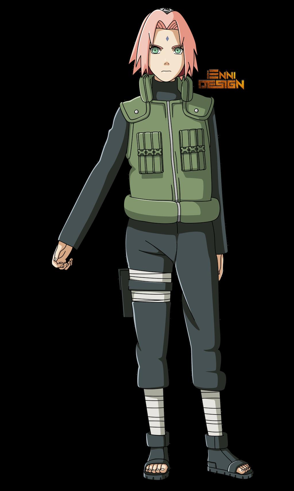 Naruto Shippuden Sakura Haruno Great Ninja War By Iennidesign On Deviantart Sakura Cosplay Sakura Haruno Sakura Haruno Cosplay