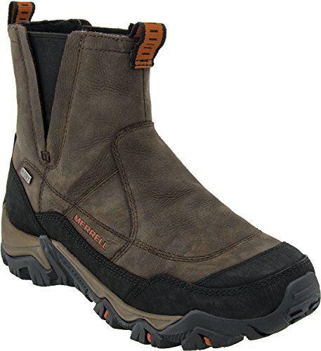 9919bb8b Merrell Men's Polarand Rove Pull Waterproof Winter Boot | Outdoor in ...