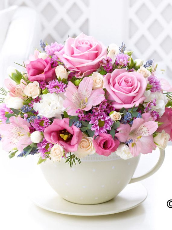 Happy Birthday Flowers | Oops a Daisy Florist | Ledbury | Oops a ...