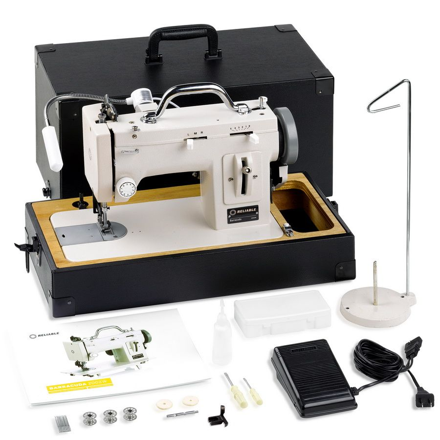 reliable barracuda 200zw craftsman kit sewing machine sewing