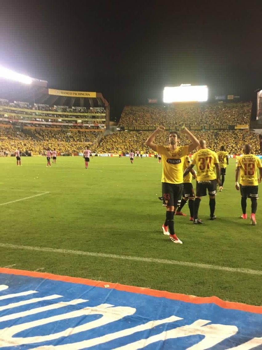 Kaká 2018 Noche Amarilla Barcelona Sporting Club Ecuador