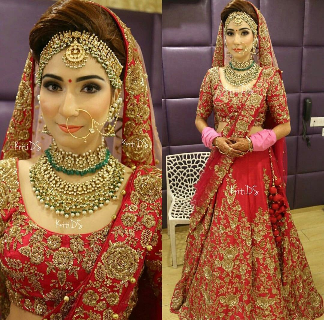 Dulhan Indian Bridal Indian Bridal Outfits Indian Wedding