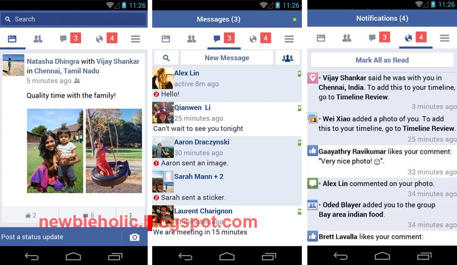 Download Aplikasi Facebook Lite Ringan Dan Cepat Untuk Android Ika