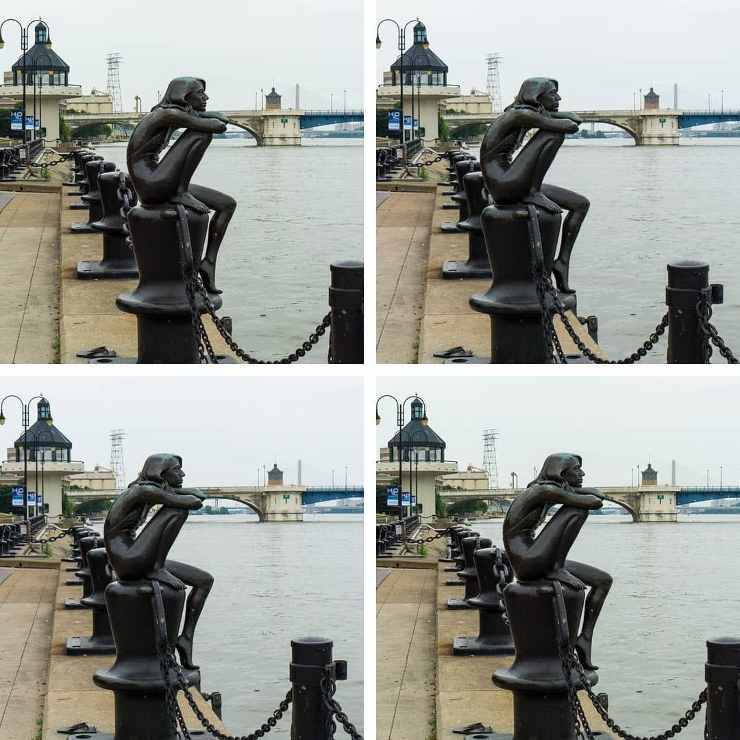 A Statue Near Imagination Station In Toledo Ohio 2 Of 2 With Images Imagination Station Cyan Instagram