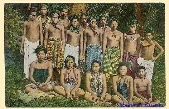 Vintage Samoa