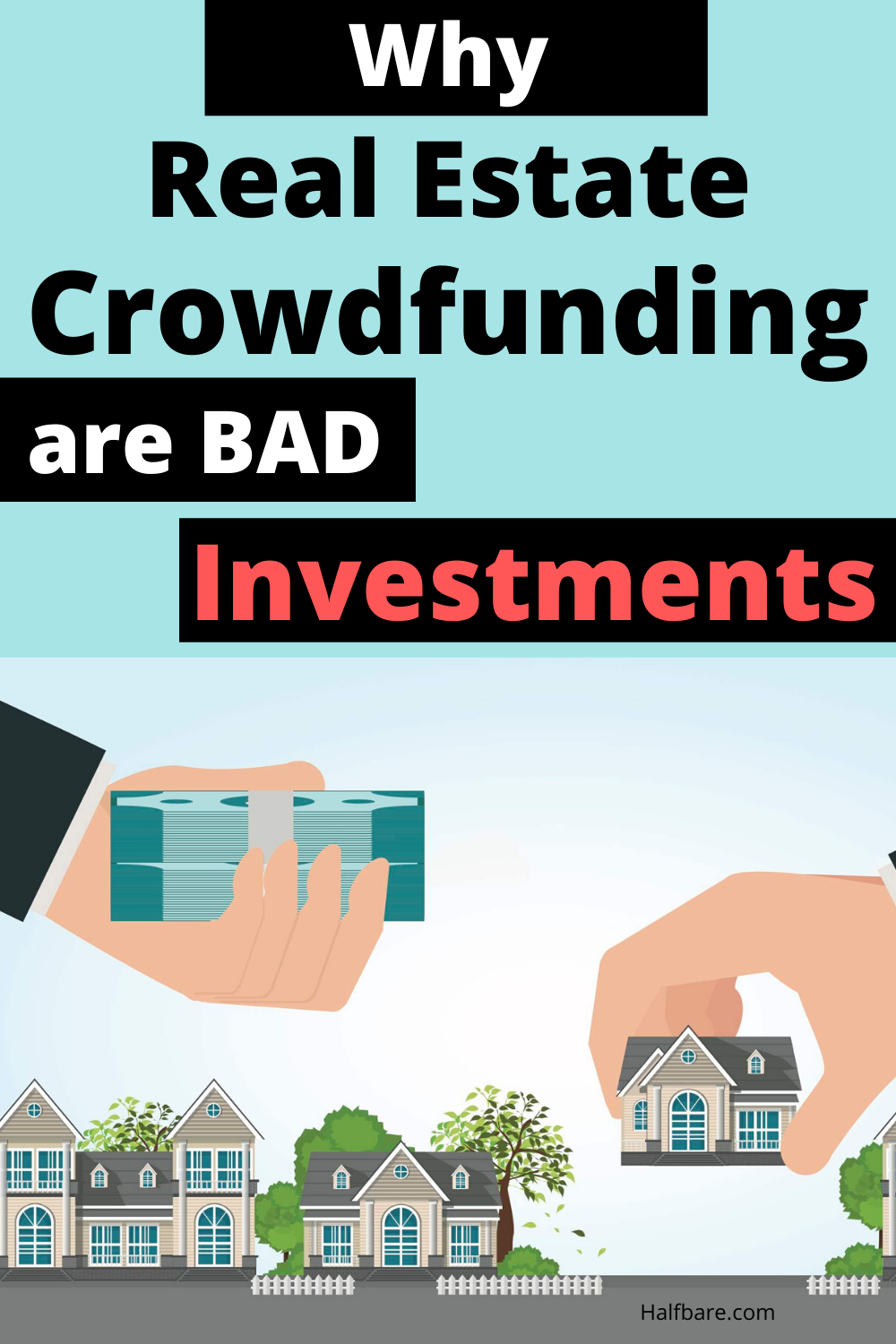 Real Estate Crowdfunding Companies Like Fundrise Are Bad