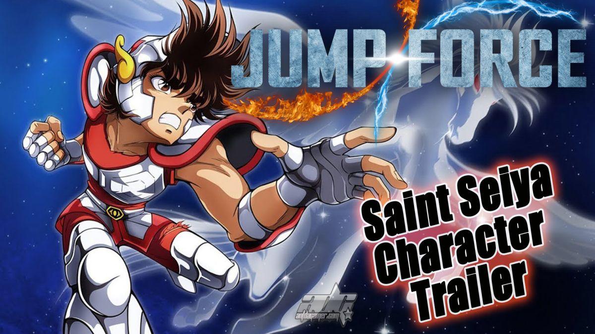 Saint Seiya S Pegasus Seiya And Dragon Shiryu Announced For Jump Force Along With New Stage Saint Seiya Bandai Namco Entertainment Pegasus