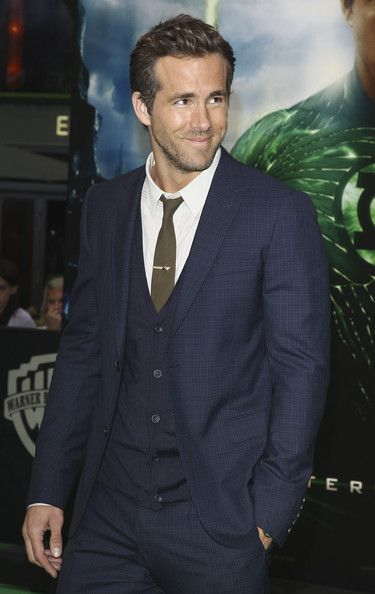 Ryan Reynolds Vancouver, British Columbia