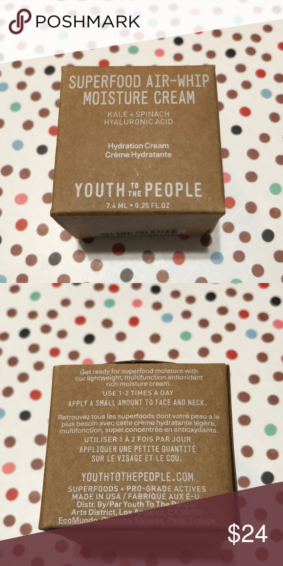 YOUTH TO THE PEOPLE SUPERFOOD MOISTURE CREAM 48