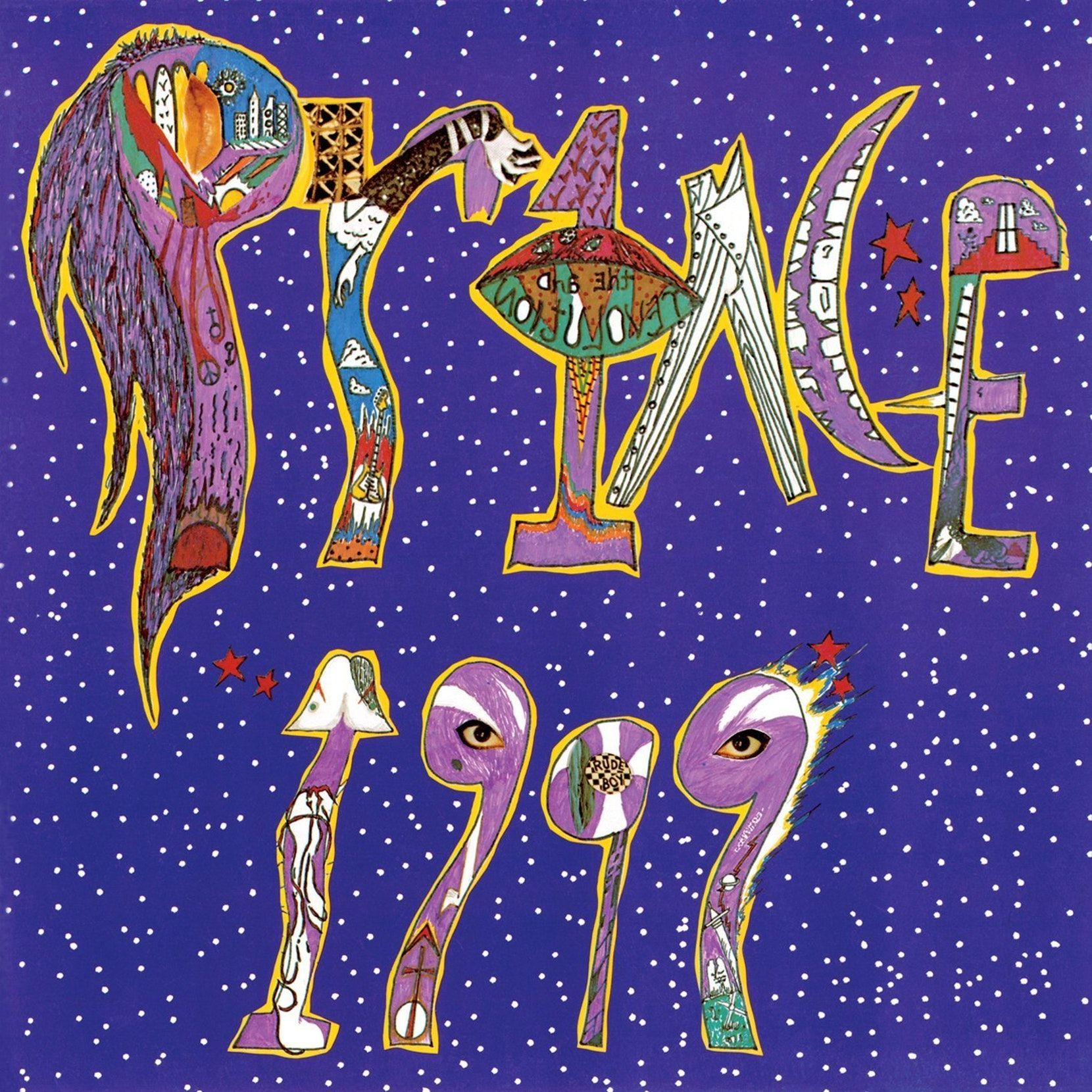 We Cover The 10 Best Funk Albums To Own On Vinyl Prince Album Cover Album Covers Little Red Corvette