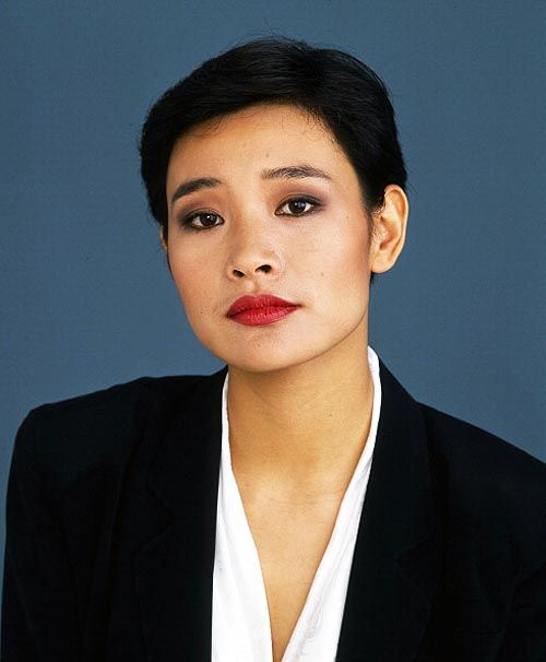 Joan Chen daughter
