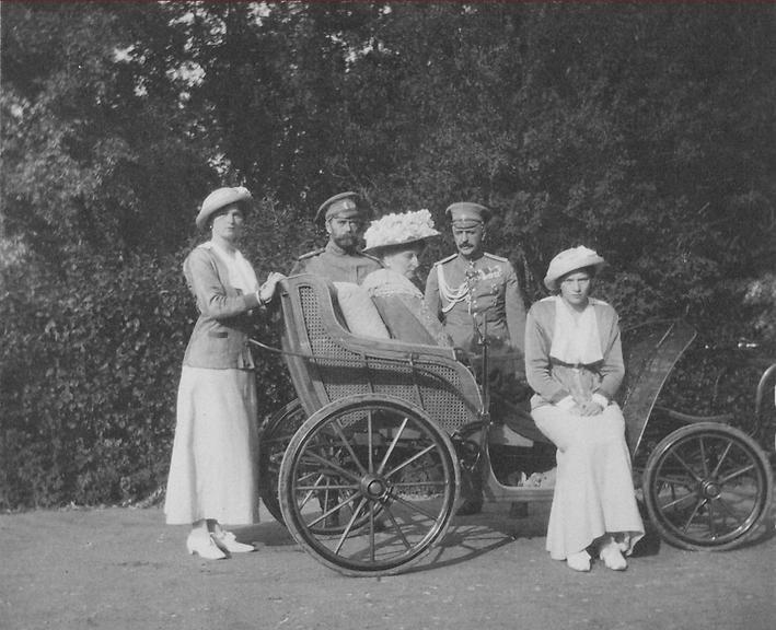 Alexandra and family.