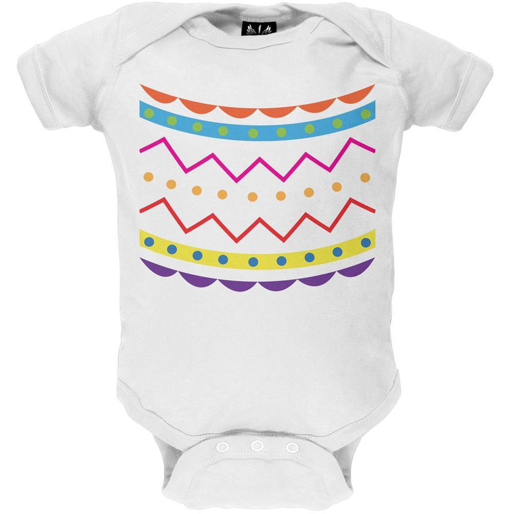 Easter Egg Costume Baby One Piece
