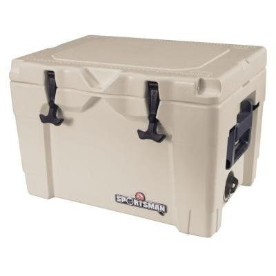 Igloo Sportsman 40 Qt Retractable Handles Cooler To View Further For This Item Visit The Image Link This Is An Affiliate Link Coolersandacce Cooler Igloo