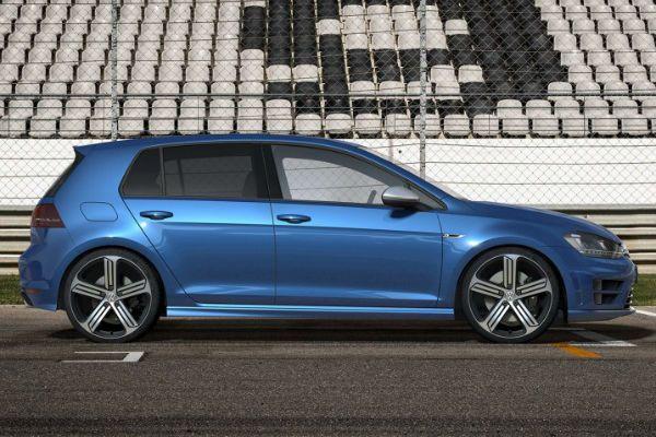 2016 Volkswagen Golf R Sunroof Volkswagen Volkswagen Golf
