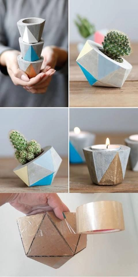 Photo of TOP 15 DIY CONCRETE AND CEMENT PROJECTS FOR THE CRAFTY SIDE OF YOU – Decor Units