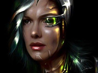 """""""Cybernetic"""" by Sergey Musin"""