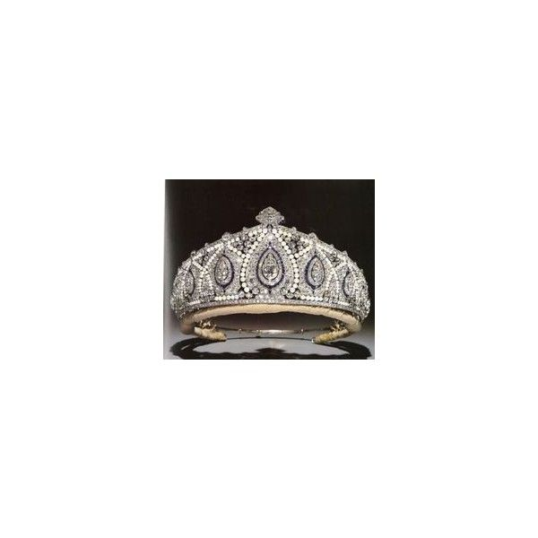 The Tiaras of Queen Victoria ❤ liked on Polyvore featuring tiaras