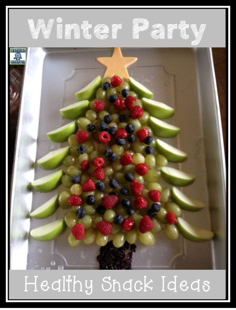 Snack Ideas For Christmas Party Part - 27: Winter Party Snack Ideas