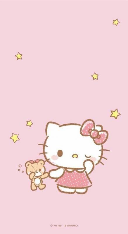 Wallpaper anime kawaii hello kitty 51+ ideas for 2019