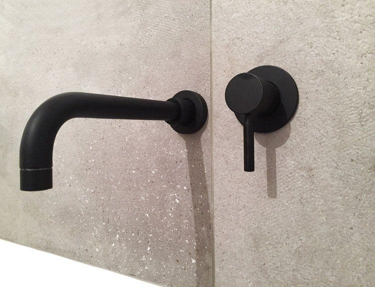 Unterputz Waschtischarmatur OXO, 230 mm Auslauf bathroom
