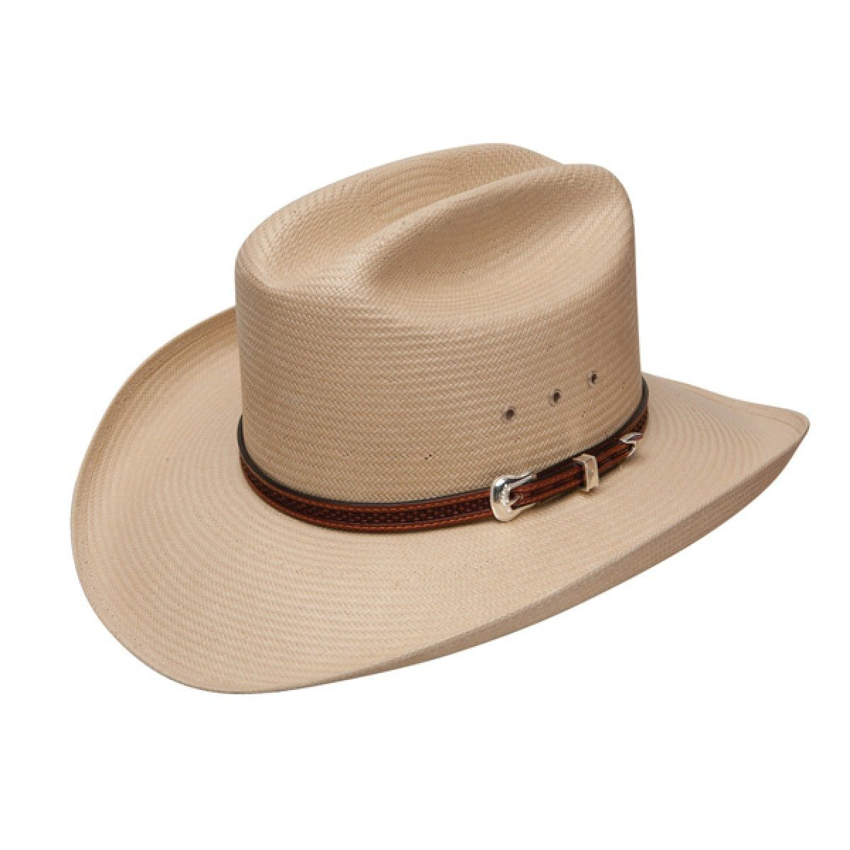 4d5014583bc Stetson Marshall - (10X) Straw Cowboy Hat