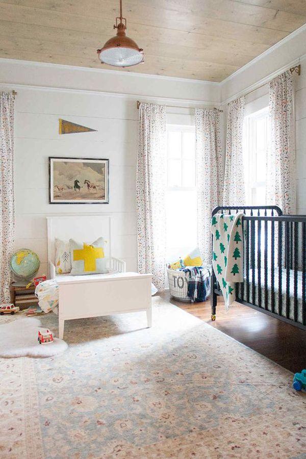 5 alfombras para el cuarto del beb deco decoracion - Alfombras habitacion bebe ...