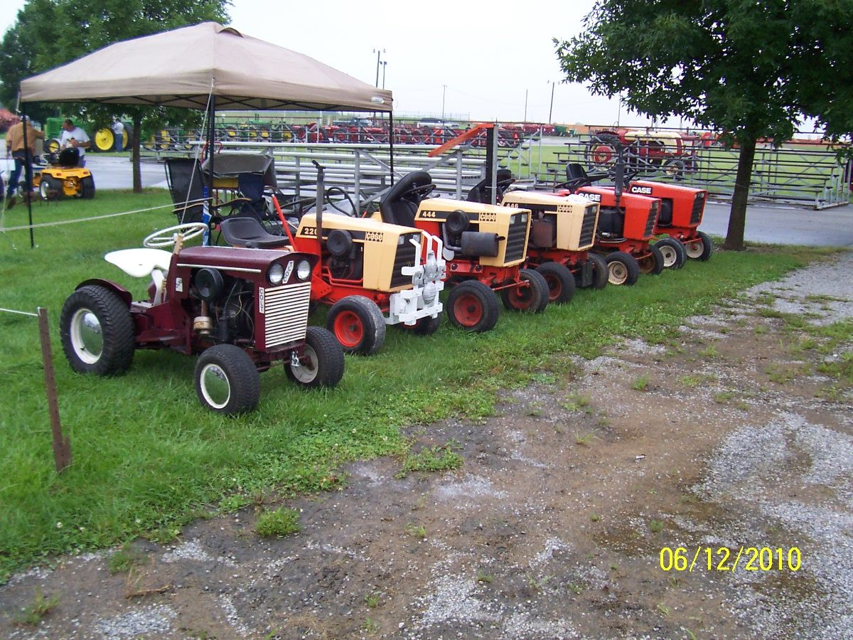 old case tractors for sale Case Garden Tractors muscle cars