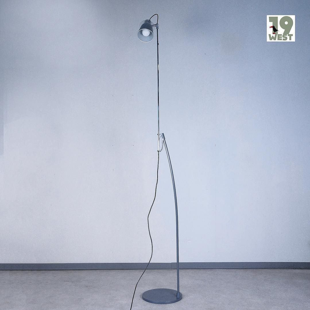 A postmodern floor lamp by Enzo Mari for Artemide. Buy it on www ...