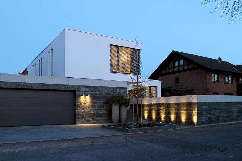 Architekt Ansgar Huster - Einfamilienhäuser