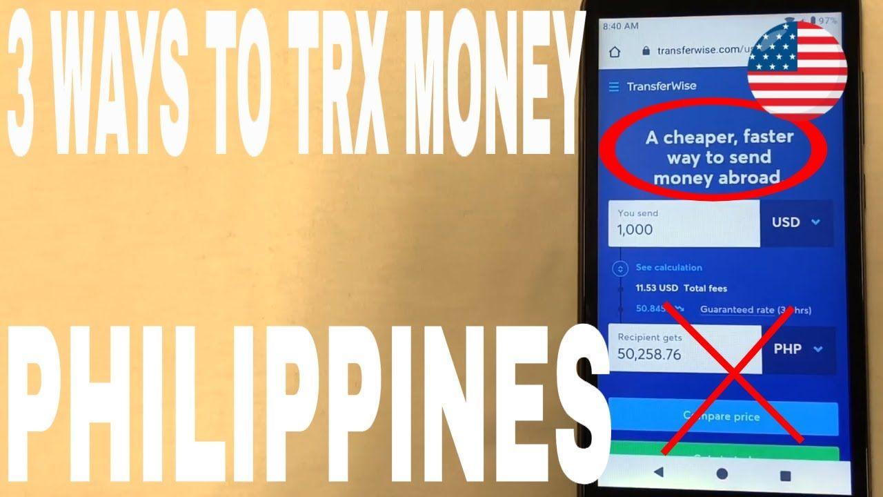 3 Ways To Transfer Money Internationally Overseas To