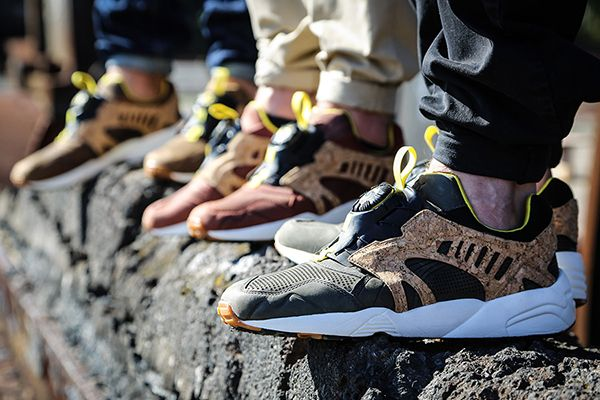 Puma disc retró