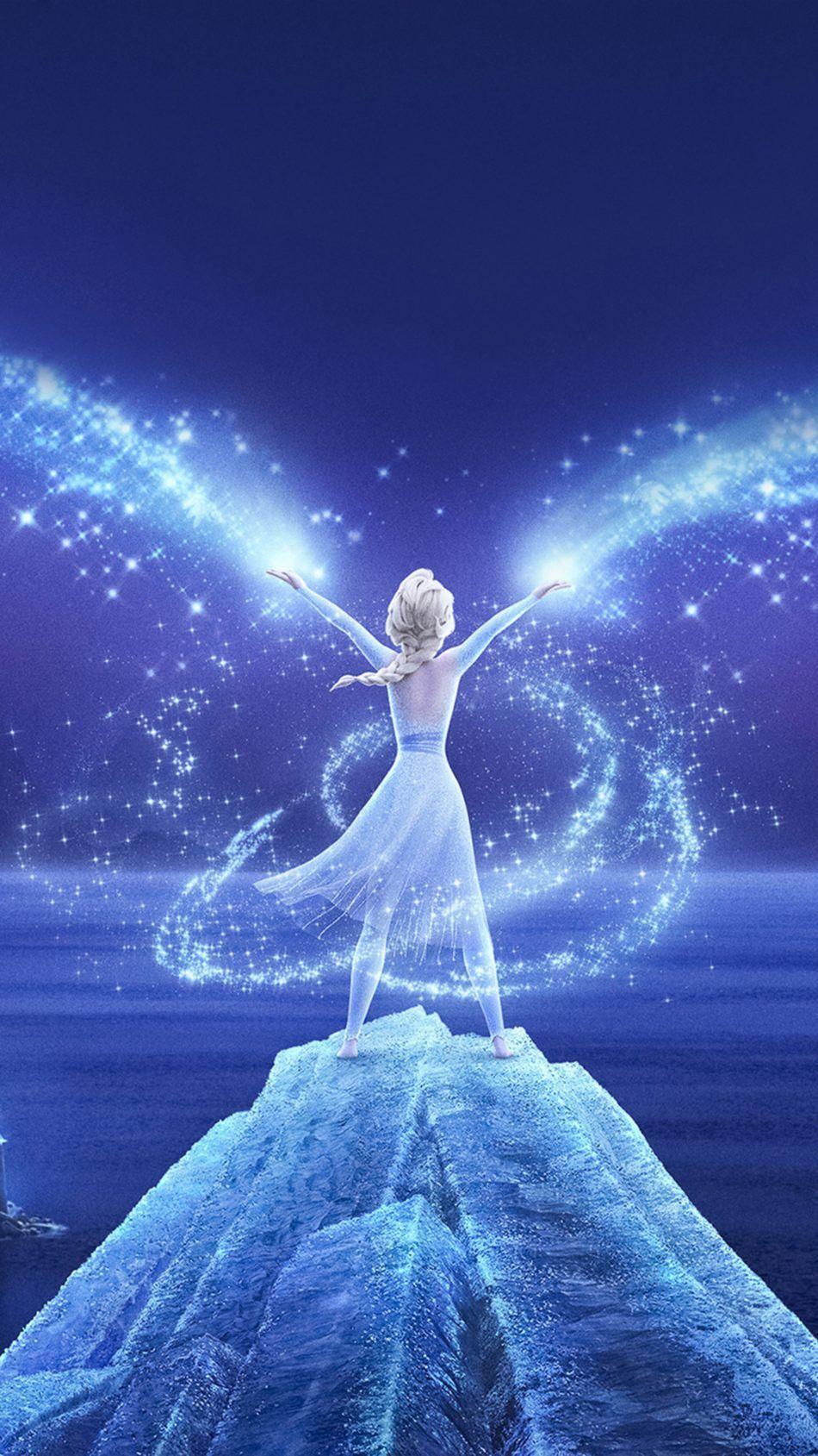 Photo of Disney Frozen 2 Die Eiskönigin Elsa Anna Arendelle Nokk into the unknown Elsann…