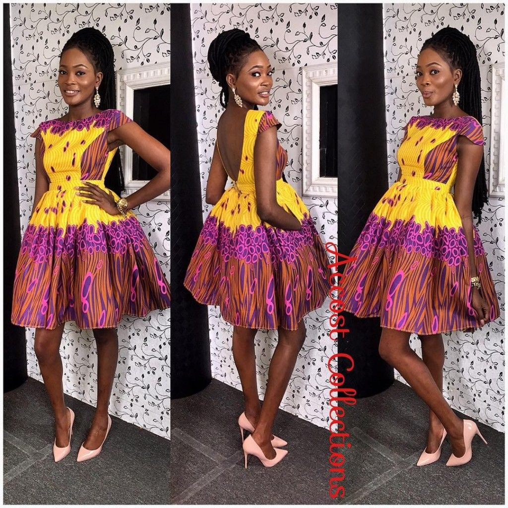 Ankara styles with pretty blooms and eyepopping trends wedding