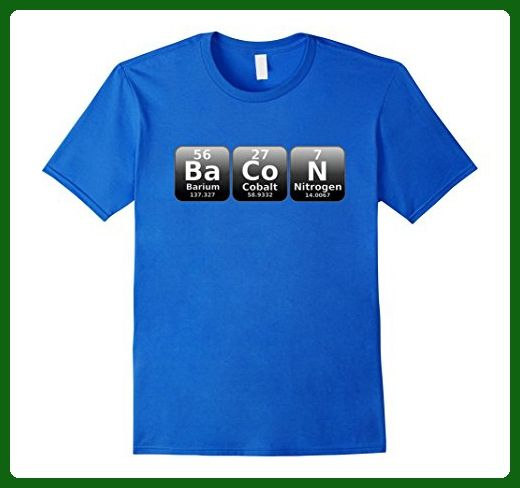 5721769a Bacon Periodic Table Shirt Image collections - periodic table of ...