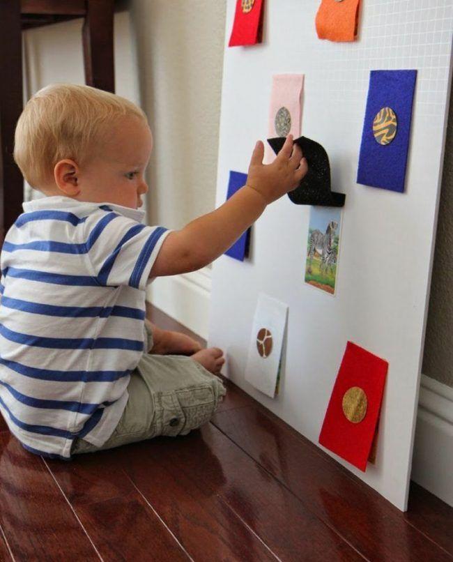 Activity Board Selber Machen Einfach Baby Kleinkind Bilder Basteln