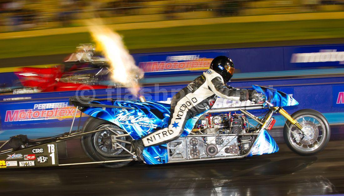 Nitro Voodoo Drag Bike Drag Racing Nitro