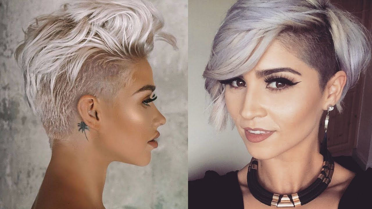 Daring Short Pixie Haircuts For Fall 2019 Winter 2020 Youtube