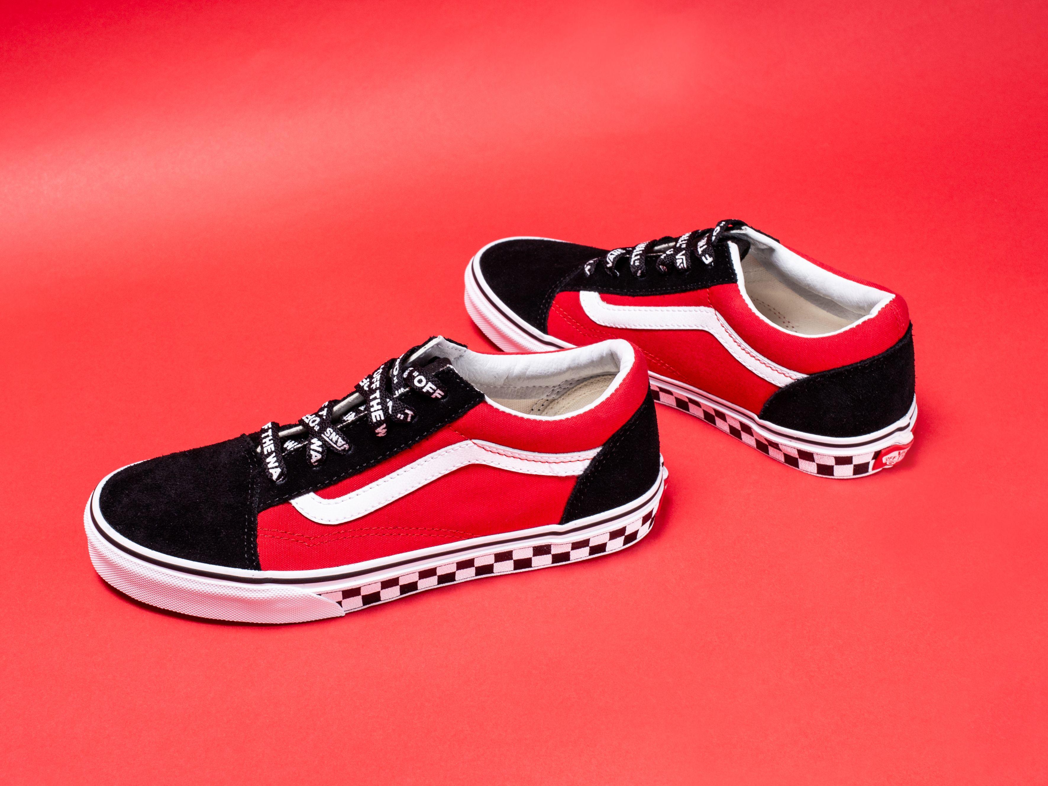 La Vans #Oldskool revisitée ! #basics #basique #sneakers ...