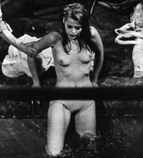 Jane fonda naked in barbarella