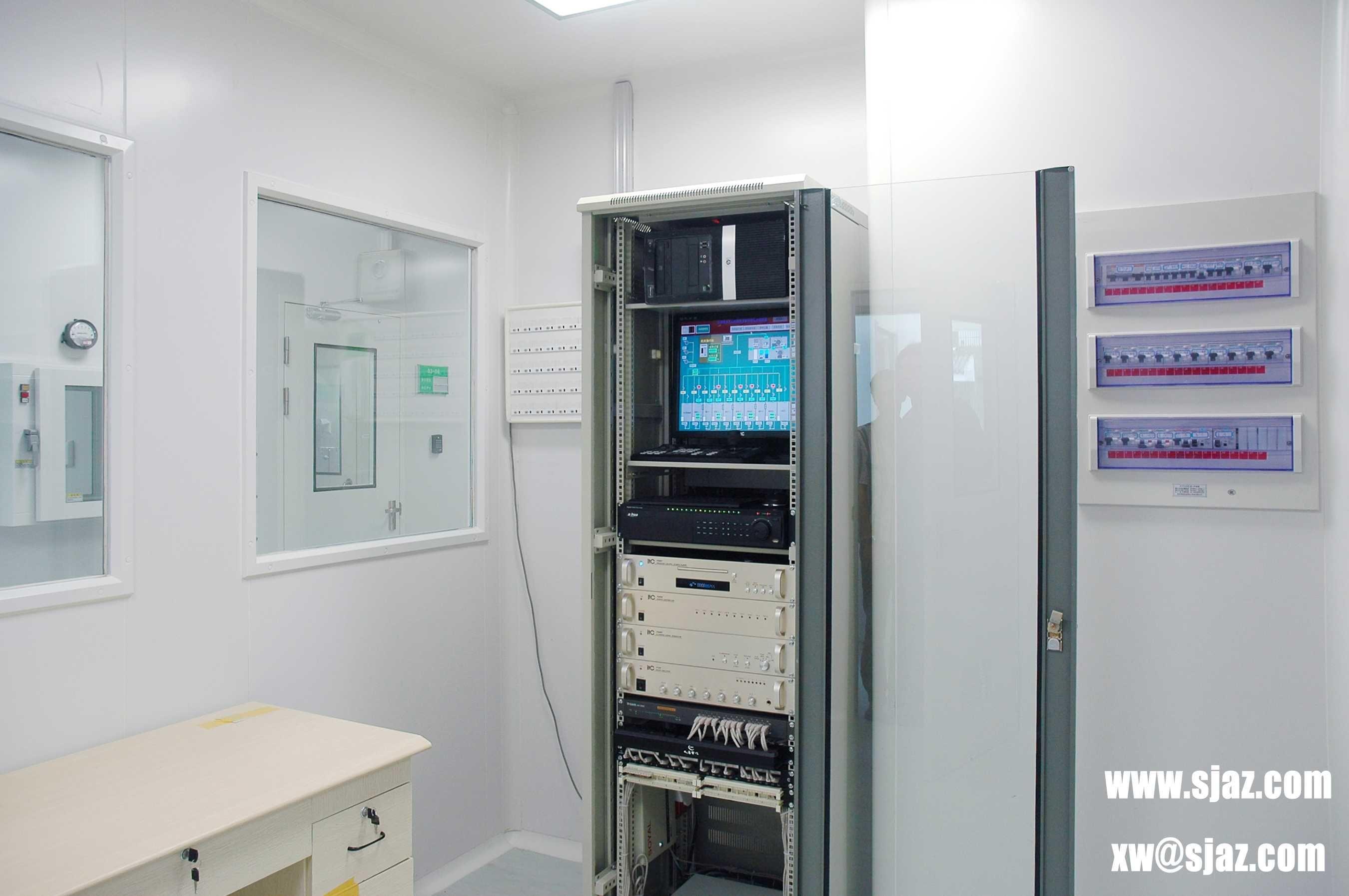 Cleanroom Application in HospitalNegative Pressure