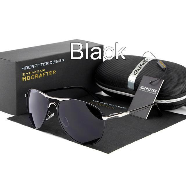 fbf34ed1c1 Hot Selling Polarized Driving Sunglasses Men UV400 Brand Designer Sun  Glasses for Men Pilot Aviator