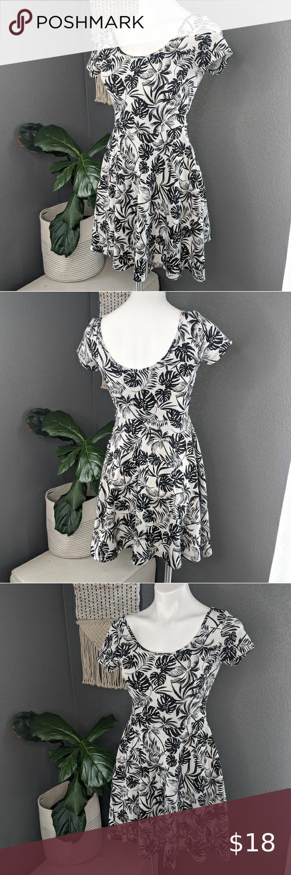 3 For 20 Palm Summer Dress Summer Dresses Dresses Clothes Design [ 1740 x 580 Pixel ]