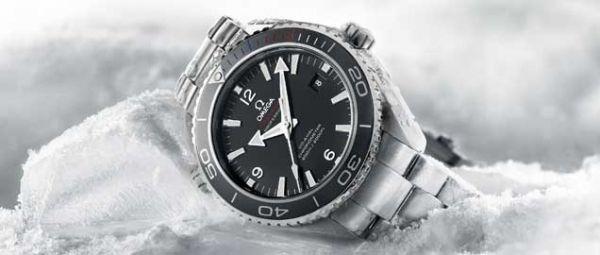 Omega Seamaster Planet Ocean Sochi 2 ediciones limitadas para el público masculino y femenino con motivo de los Juegos Olímpicos de Invierno 2014.