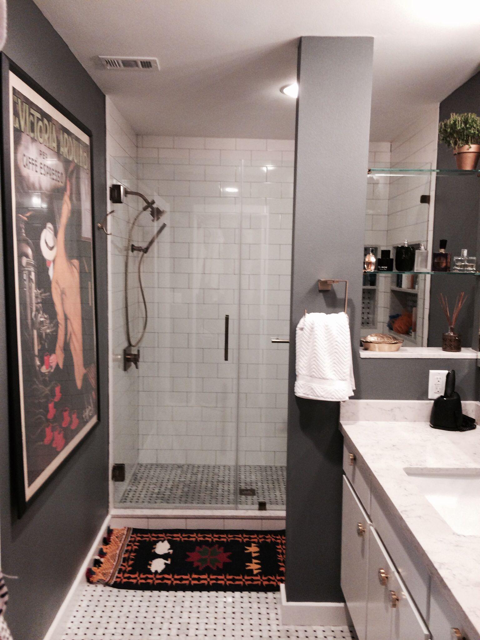 1980s Bathroom Remodel